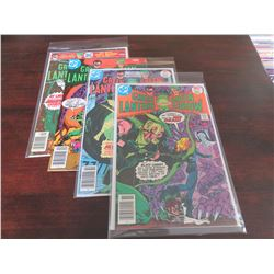 Green Lantern #90, 96, 97, 98