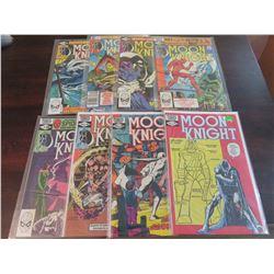 Moon Knight #10-14, 16, 18, 19