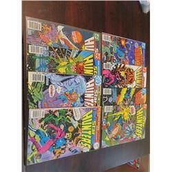 Star Hunters #1-7 + DC Superstars Presents Star Hunters #16