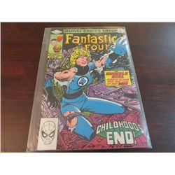 Fantastic Four #250 through #257 inclusive, + Annual #15