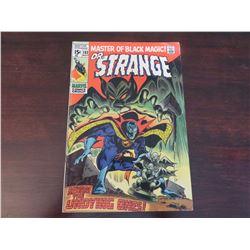 Dr. Strange #183