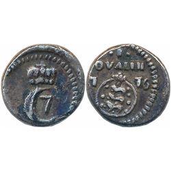 Non British Colonial Coins : Indo Danish