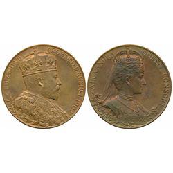 Medals : Edward VII