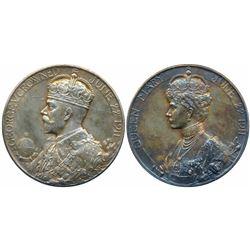 Medals : George V