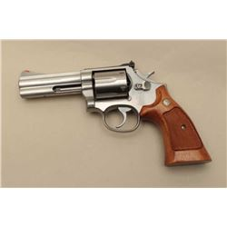 Smith and Wesson Model 686 revolver, .357 Magnum caliber, Serial