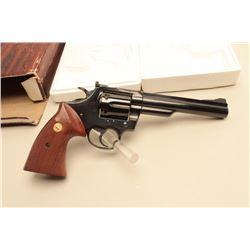 Colt Trooper Mk. III revolver, .357 Magnum caliber, Serial #10715L.