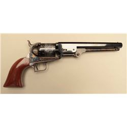 Cased pair of Colt New Series black powder percussion 1851