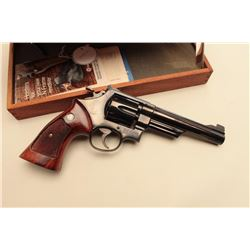 Smith  Wesson Model 1955 (25-2) DA Target revolver, .45