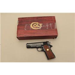 Colt Combat Commander Series 70 .45 ACP caliber semi-auto pistol