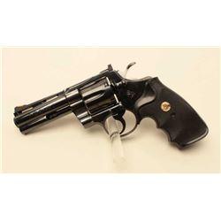 Colt Python revolver, .357 Magnum caliber, Serial #KT7068. The pistol