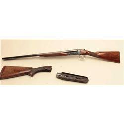 Winchester Model 21 SxS shotgun, 16 gauge, 26 barrels, blued