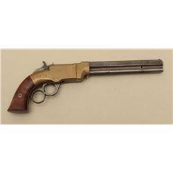 Volcanic small frame lever action pistol, .31 caliber, 6 barrel,