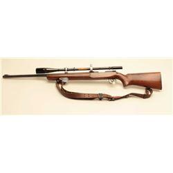 Remington Model 37 Rangemaster bolt action target rifle, .22LR caliber,