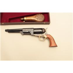 Modern copy by Uberti of a Colt Walker percussion revolver,