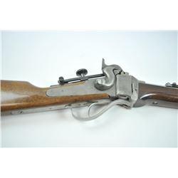 Italian modern copy of a Sharps blackpowder rifle for Armsport,