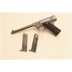 Hartford Arms Co. semi-automatic pistol, Model 1925, .22LR caliber, 6.5