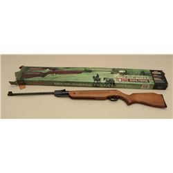 Winchester Model 1000x pellet rifle advertised as 1000FPS with single