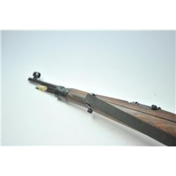 Mauser Model G33/40 bolt action Mountain carbine, 8 x 57