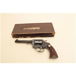 Colt Police Positive .38 Special with scarce 5 barrel and