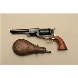 Colt New Blackpowder Series Second Model Dragoon revolver, .44 caliber,