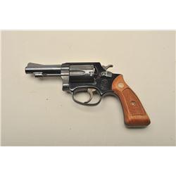 Smith  Wesson Model 37 Airweight DA revolver, .38 Special