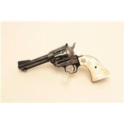 Colt New Frontier single action revolver, .22 caliber, 4.5 barrel,