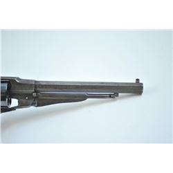 Italian copy of a Remington Model 1858 single action percussion