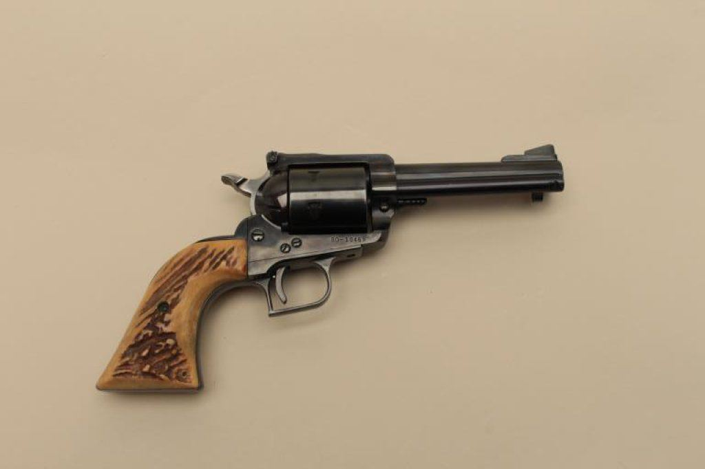 Ruger Super Blackhawk single action revolver,  44 Magnum