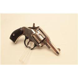 HR The American Model DA revolver, .38 caliber, 2.5 octagon