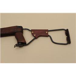 Good reproduction Paratrooper M1 carbine stock. Est.: $150-$300.