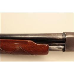 Remington Model 870 Wing Master pump shotgun, 16 Gauge, Serial