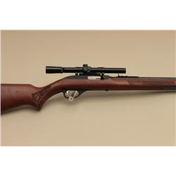 Marlin/Glenfield Model 60 semi-automatic rifle, .22LR caliber, 22 barrel, blued