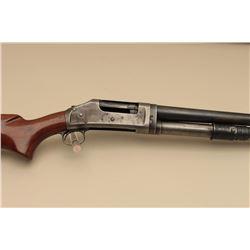 Winchester Model 1897 takedown pump action shotgun, 12 gauge, 30