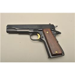 Colt MIK IV/Series 70 Government Model semi-automatic pistol, .45 caliber,