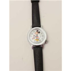 Bradley Swiss made original Mickey Mouse wristwatch, ca 1970s, bobbing