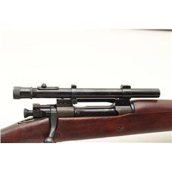 U.S. Springfield Model 03-A4 bolt action rifle, .30-06 caliber, 24.5