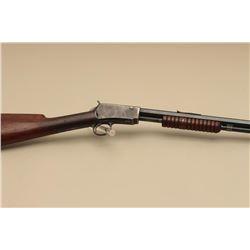 Winchester Model 90 pump action rifle, .22 W.R.F. caliber, 24