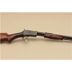 Winchester Model 06 Marksman pump action rifle, .22 short, long