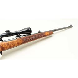 Interarms Mauser action sporting rifle in .30-06 caliber finely custom