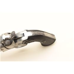 Colt Bisley Model single action revolver converted to .22 caliber