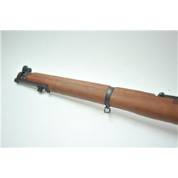 Enfield 1917 bolt action rifle; 1944 Arsenal rebuilt for WW