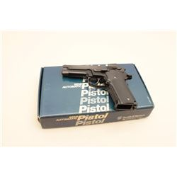 Smith  Wesson Model 459 semi-automatic pistol, 9mm caliber, 4