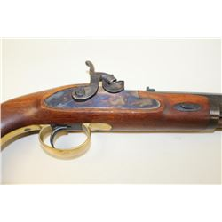Lyman Plains Pistol #454304, .54 cal black powder, in fine