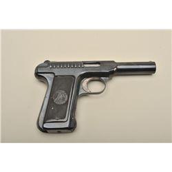 Savage Model 1905 semi-automatic pistol, .380 caliber, 4.25 barrel, blued