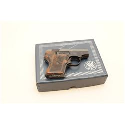 Smith  Wesson Model 61-3 semi automatic pistol, .22LR caliber,2