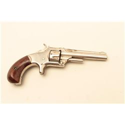 1st Model 3rd issue Smith  Wesson .22 caliber revolver
