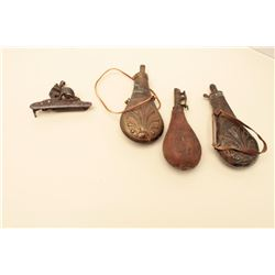 Flintlock musket lock marked Tower with internal frizzen spring and