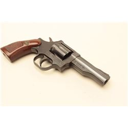 Dan Wesson .357 Mag Double Action revolver with a 4