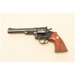 Colt Trooper MKIII .357 Mag Double Action revolver with 6