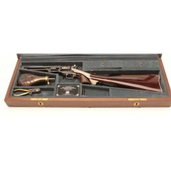 Jefferson Davis Commemorative Navy style Colt reproduction, fully deluxe engraved